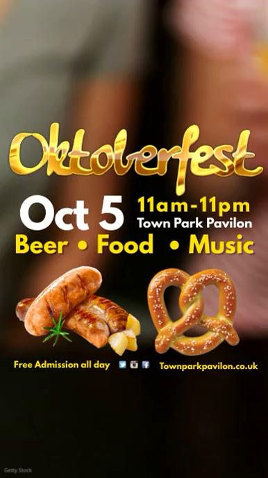 Oktoberfest Template Umbukiso Wedijithali (9:16)