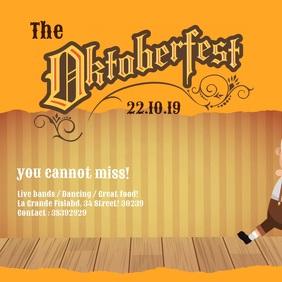 Oktoberfest video ad
