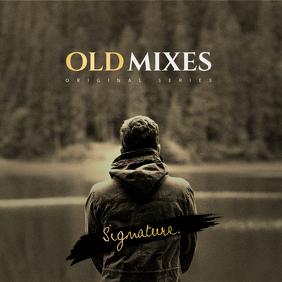 Old Mix Album Cover