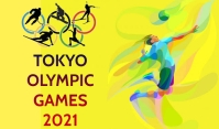 Olympic Day Tag template