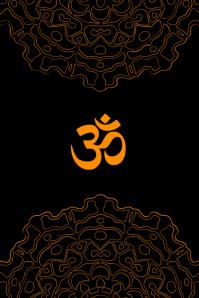 Om Namashivaye Poster Template