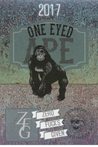 One Eyed Ape: Zero Given