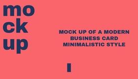 Onick Chadiva Business Card template
