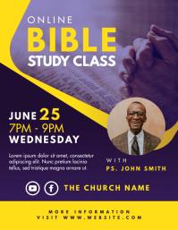 Online Bible Study Class
