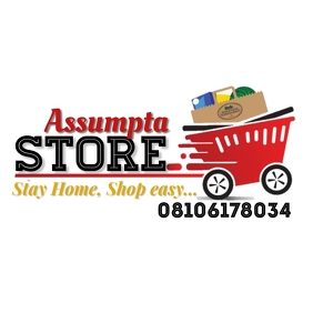Online business store logo template