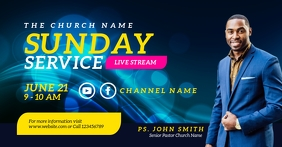 Online Church Sunday Service