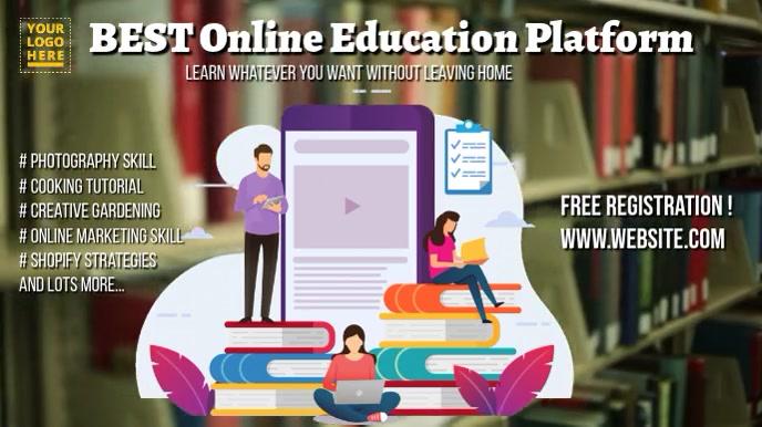 Online education design