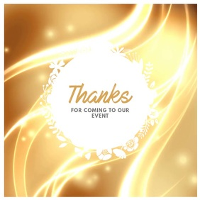 online thank you card