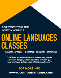 online languages classes