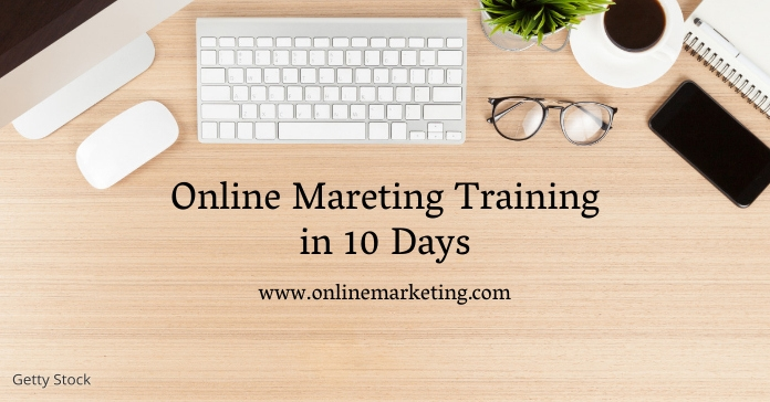 Online Marketing Advert Header Banner Table