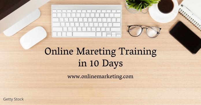 Online Marketing Advert Header Banner Table template