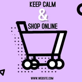 ONLINE SHOPPING AD ADVERT SOCIAL MEDIA