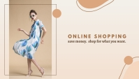 Online Shopping Templates Blog Header