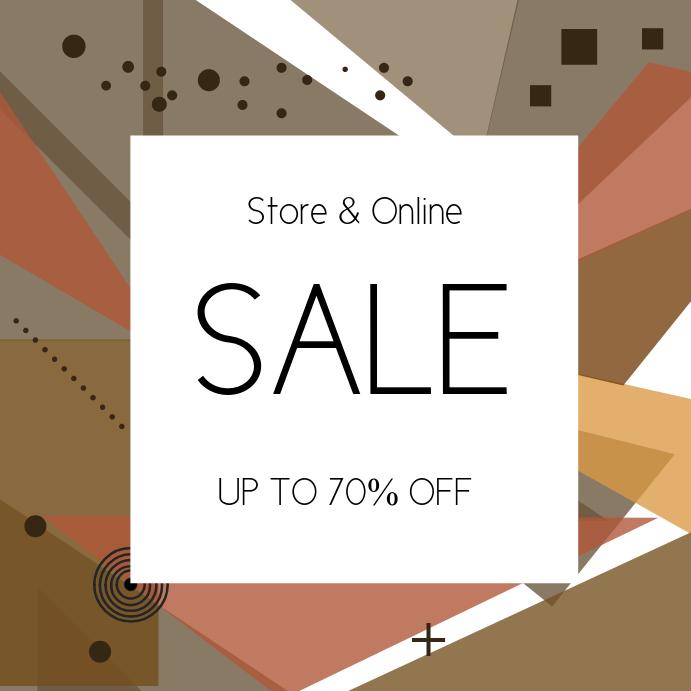 online store instagram advert sale