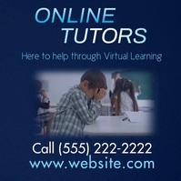 Online Tutors Digital Ad