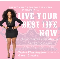 Online Womens Conference workshop empowerment