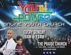 Online Youth Church