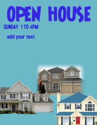 OPEN HOUSE REALTOR