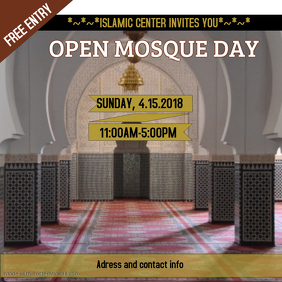 Open Mosque Day