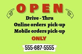 open/store/restaurant/online/orders/pick up