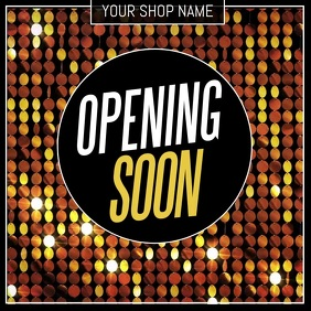 opening soon, coming soon, Event Flyer