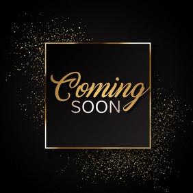 Opening soon, coming soon