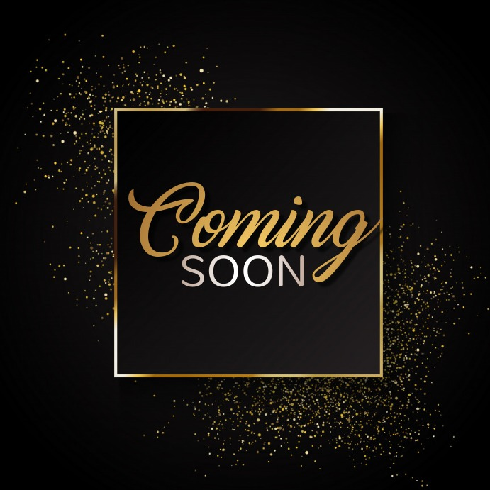 Opening soon, coming soon Instagram Plasing template