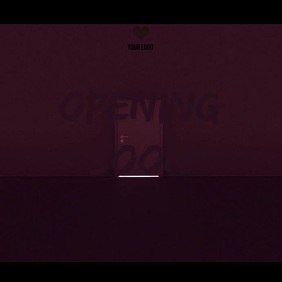 Opening soon video announcement
