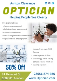 optician flyer