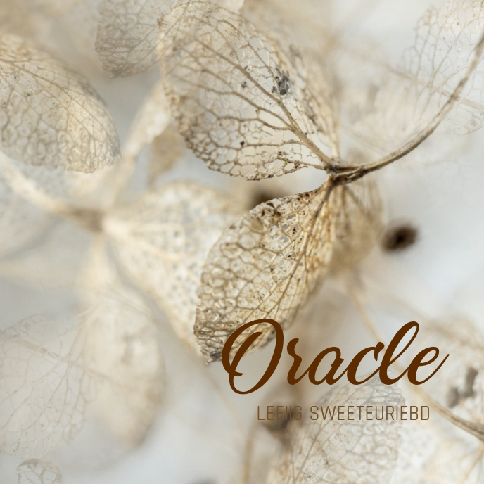 Oracle Album cover
