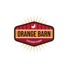 Orange Barn Chicken Restaurant Logo
