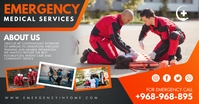 Orange Emergency Medical Services Facebook Po template