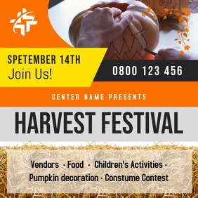 Orange Harvest Festival Square Video