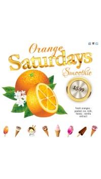 Orange Saturdays Video