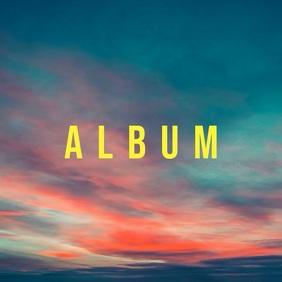 Orange sky album cover video