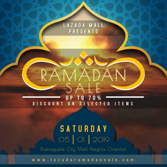 Oriental Ramadan Big Sale Online Ad