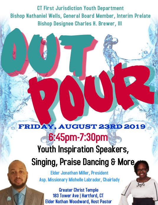 Outpour Flyer