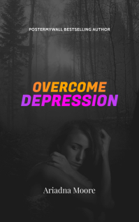 Overcome Depression Book Cover