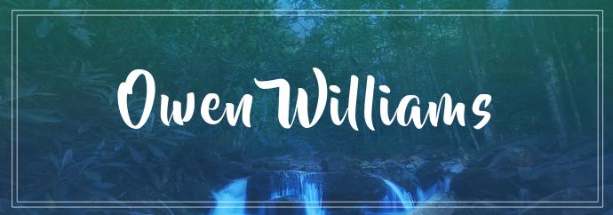 Owen Williams Spanduk Tumblr template