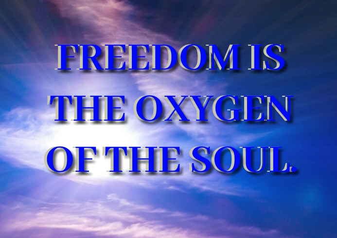 OXYGEN AND SOUL QUOTE TEMPLATE A2
