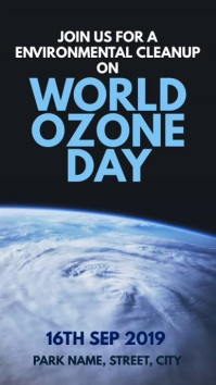 Ozone Day cleanup
