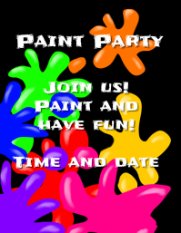 Paint party Event