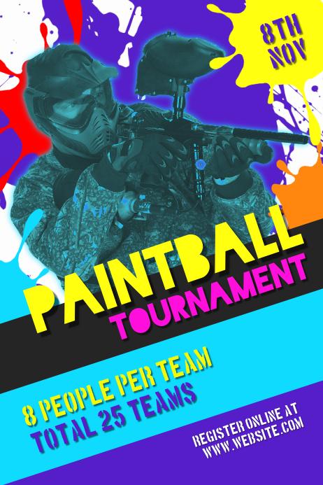 Paintball Tournament