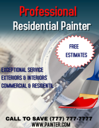 PAINTER HOUSE PAINTER SMALL BUSINESS