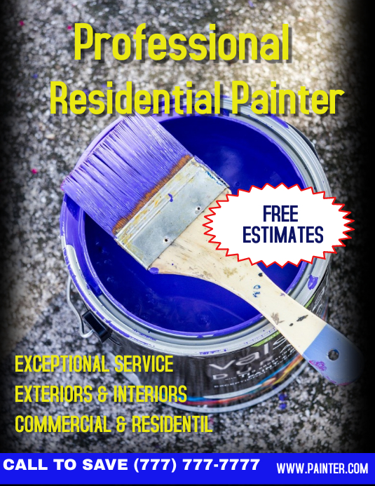 PAINTING COMPANY PAINTER