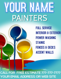 PAINTING SERVICE PAINTING HANDY MAN PAINTER SMALL BUSIN