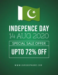 Pakistan Independence Day Special Sale Offer