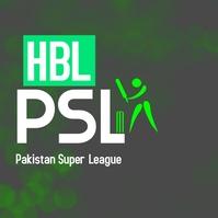 Pakistan super league Logotipo template