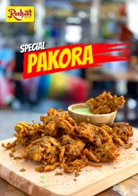 Pakora Flyer