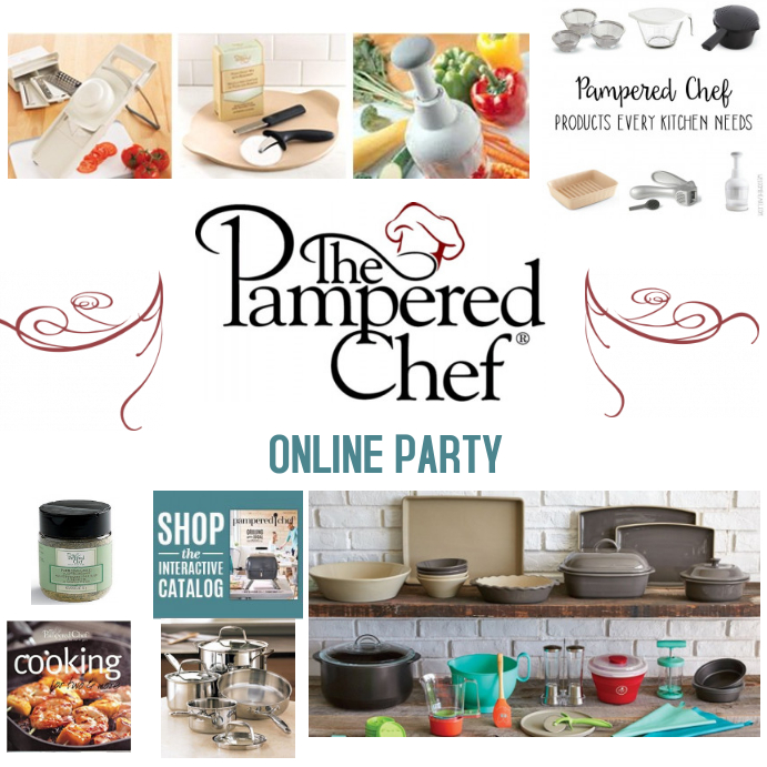 pampered chef template postermywall